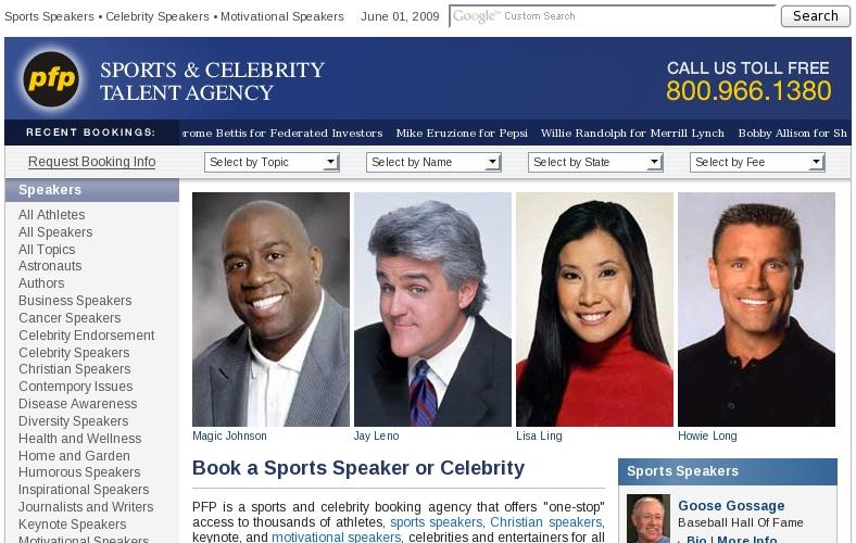 Sports Talent Agency