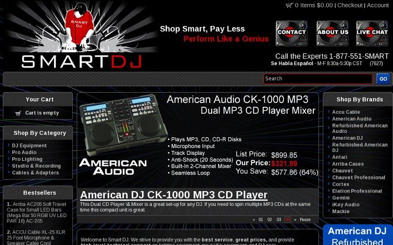 Pro DJ Equipment